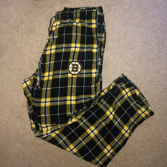 new product 7f58c c506d Boston Bruins Pj pants